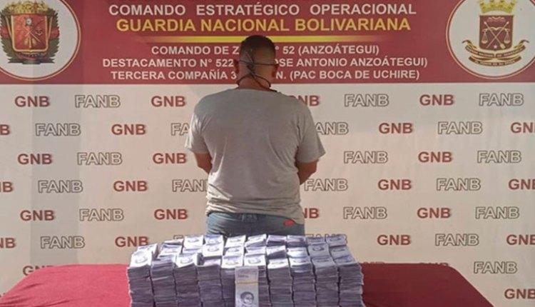 13.9 millardos de bolívares en efectivo