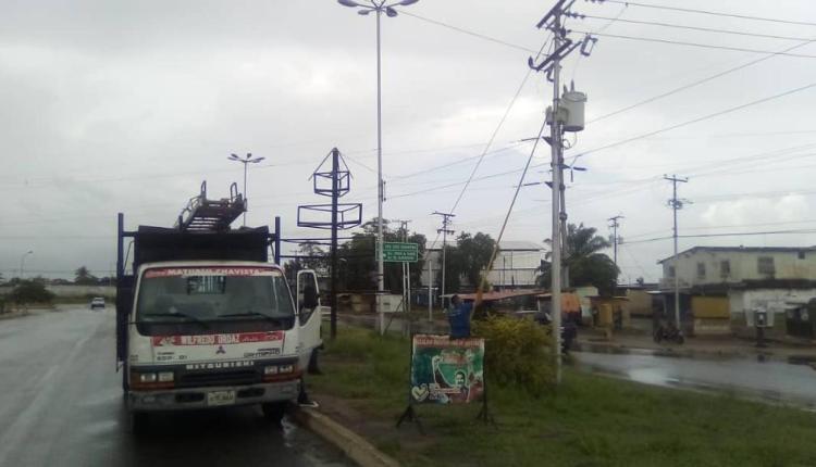 Nodo Hugo Chávez