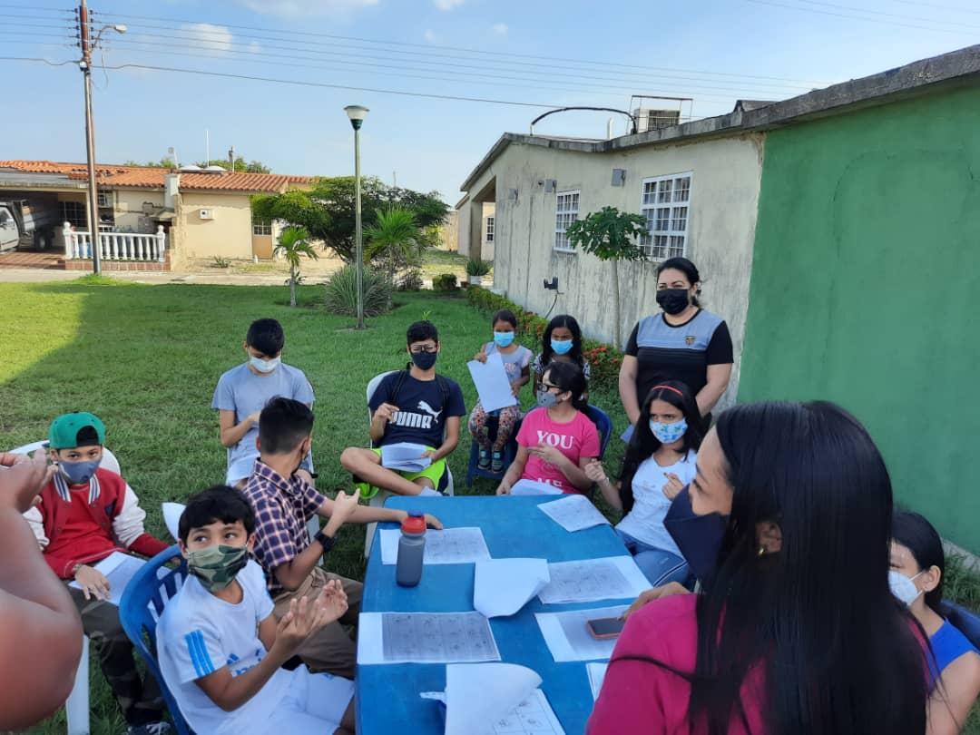 fundacion el nino simon monagas inicio talleres de lengua de senas venezolanas 1