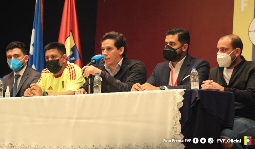 jorge gimenez es el nuevo presidente de la federacion venezolana de futbol laverdaddemonagas.com elecciones fvf 050221