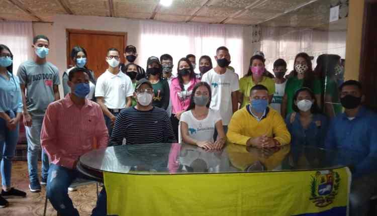 Juventud de Monagas sigue apostando por la vía electoral