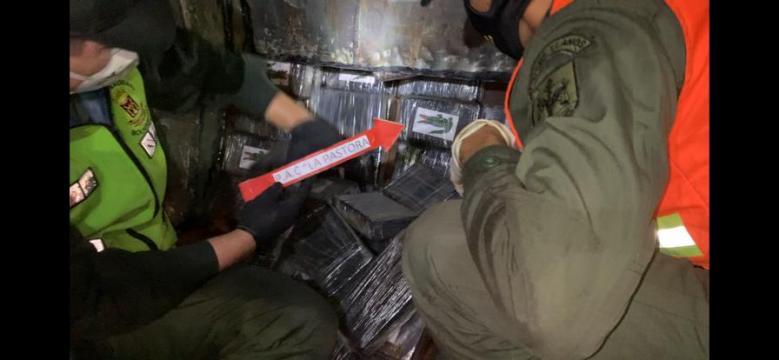 laverdaddemonagas.com tres detenidos por transportar 175 panelas de cocaina en un autobus 3
