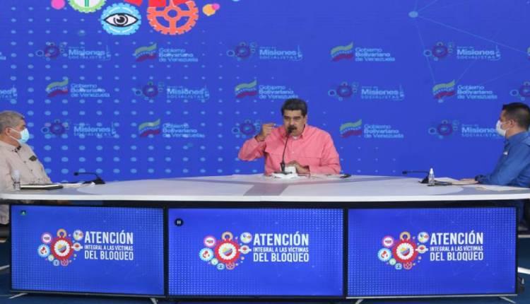 diálogo Maduro