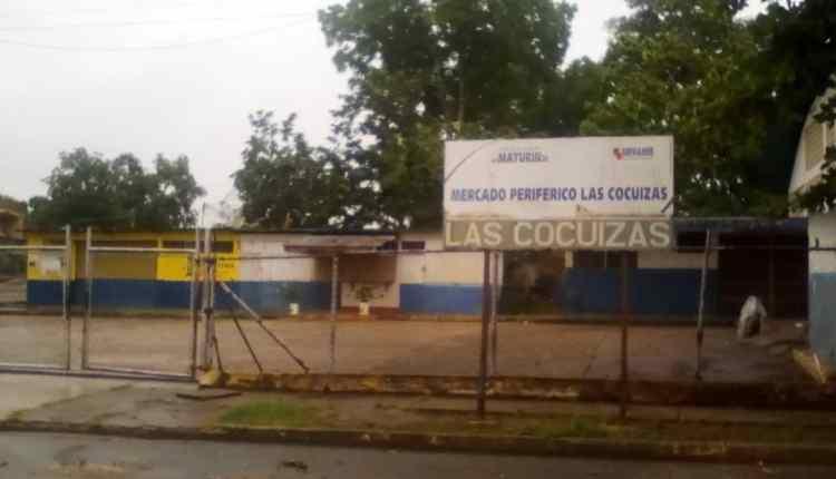 mercado de Las Cocuizas
