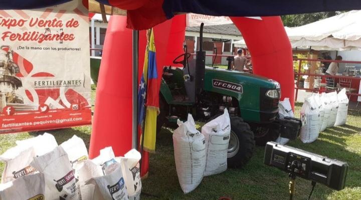 expoventas de fertilizantes
