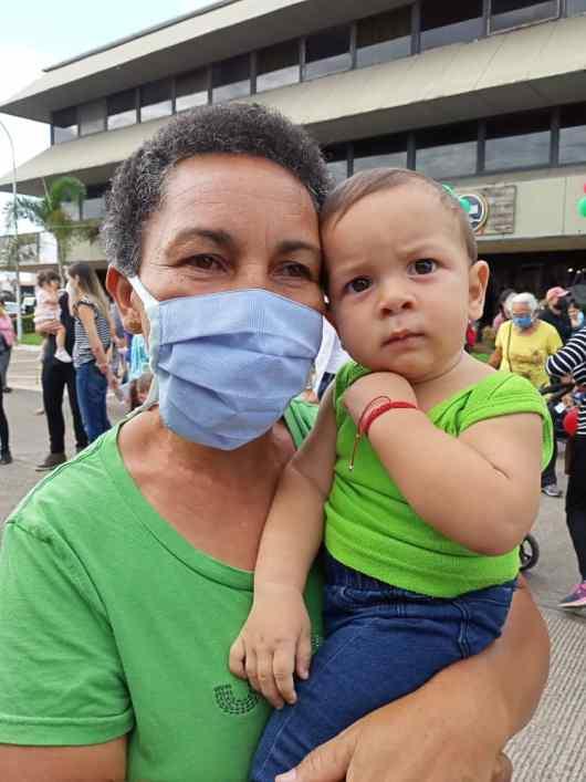 todo un exito jornada medica y de vacunacion organizada por farmadon y la drs laverdaddemonagas.com isbelia1