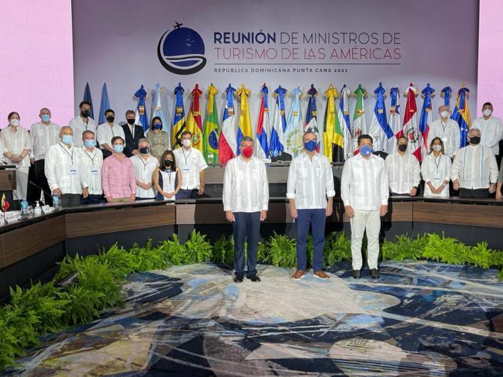 venezuela participo en reunion de ministros de turismo de las americas en republica dominicana 1