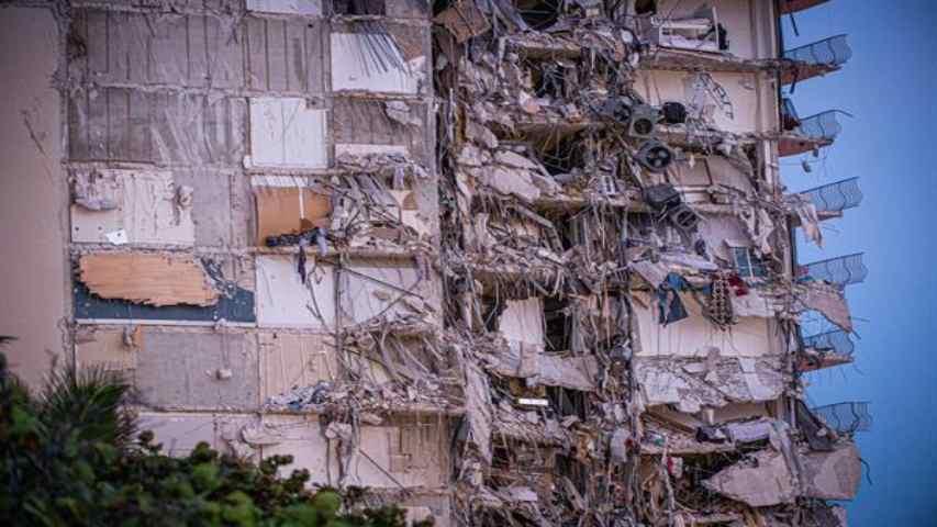 51 desaparecidos tras colapso de un edificio en miami laverdaddemonagas.com toma aerea