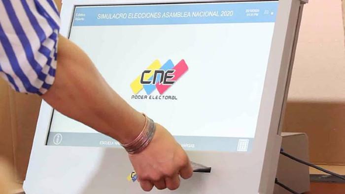 Auditoría al sistema de votación será del 14 de junio al 26 de julio