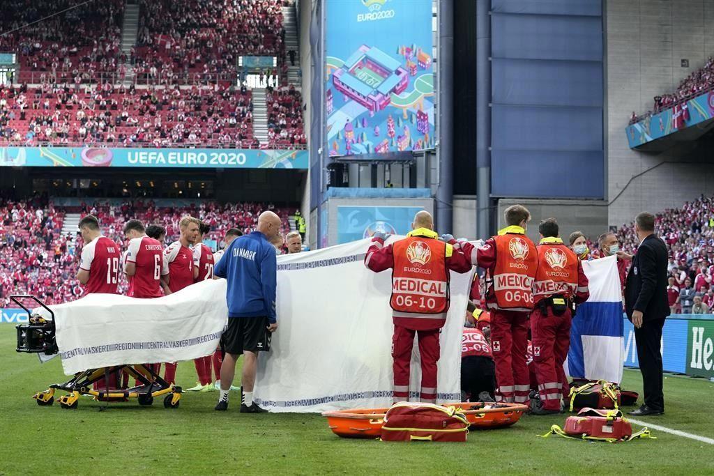 christian eriksen se desplomo en pleno partido de la eurocopa laverdaddemonagas.com e3spnjqwqaw0c3b