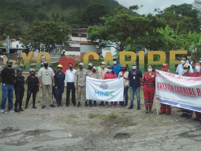 dan inicio a plan de arbolizacion en el municipio caripe laverdaddemonagas.com img 20210608 101657