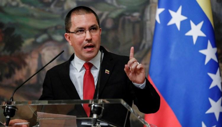 misión Jorge Arreaza