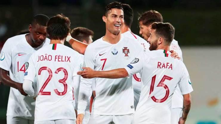 hoy comienza la eurocopa 2021 laverdaddemonagas.com cristiano portugal