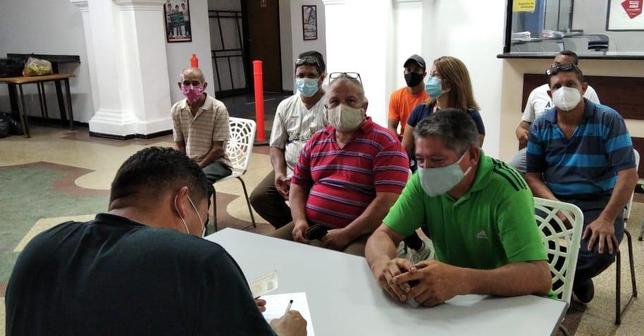 jornada integral atendio a 800 transportistas laverdaddemonagas.com atencion1 2