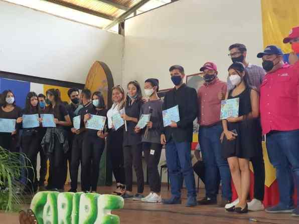 movimiento somos venezuela juramento estructura municipal en caripe laverdaddemonagas.com sv