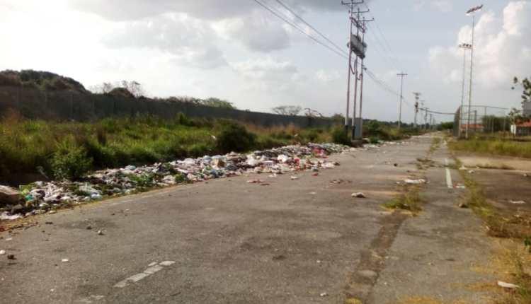 Vecinos de Los Iraníes viven entre la basura desde hace más de 5 años