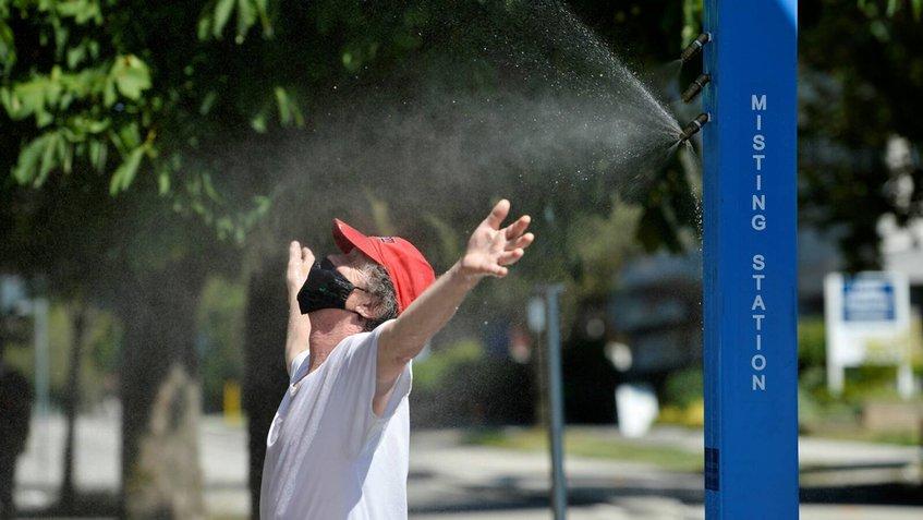 Canadá eleva a 486 las muertes causadas por ola de calor extrema