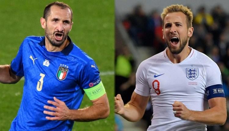 Italia e Inglaterra