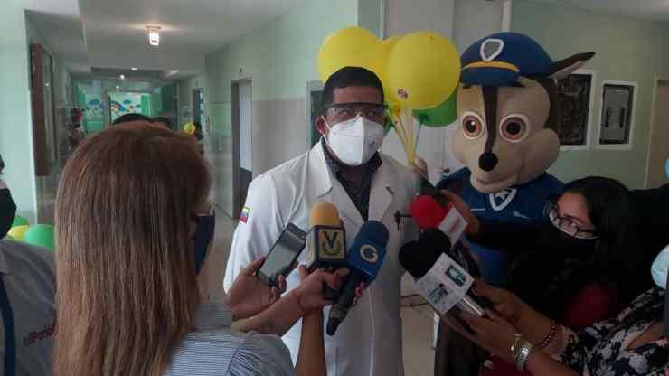 ninos recibieron obsequios en el hospital de maturin laverdaddemonagas.com dia del nino2
