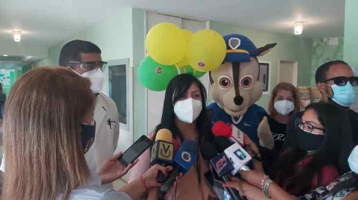 ninos recibieron obsequios en el hospital de maturin laverdaddemonagas.com dia del nino3