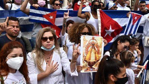 papa francisco Cuba