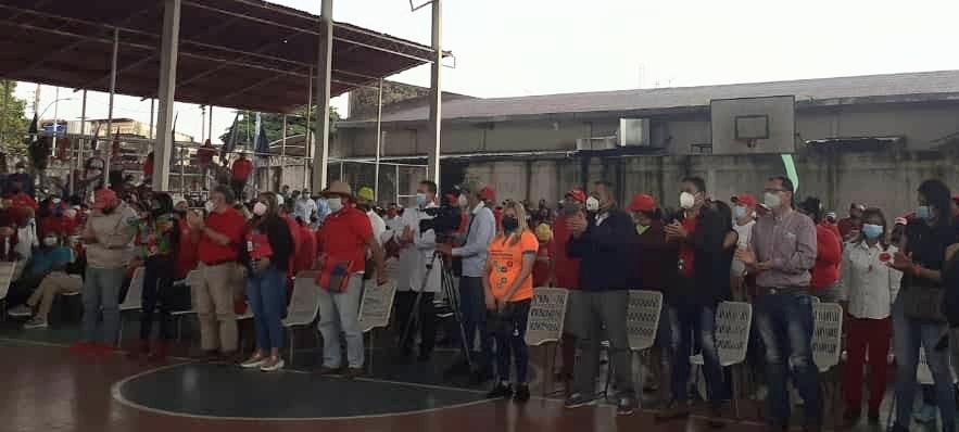 santaella no faltara quien en tiempos dificiles venga a dividir las bases revolucionarias laverdaddemonagas.com zamora22