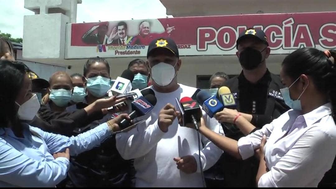 alcalde ordaz entrego tres patrullas repotenciadas a la policia municipal laverdaddemonagas.com polimaturin 2