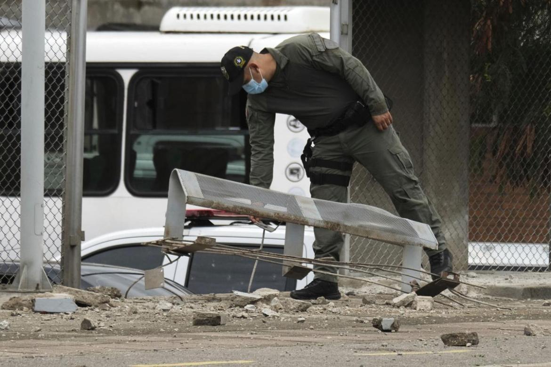 explosion en estacion de policia de cucuta deja al menos 14 heridos laverdaddemonagas.com cucuta 1
