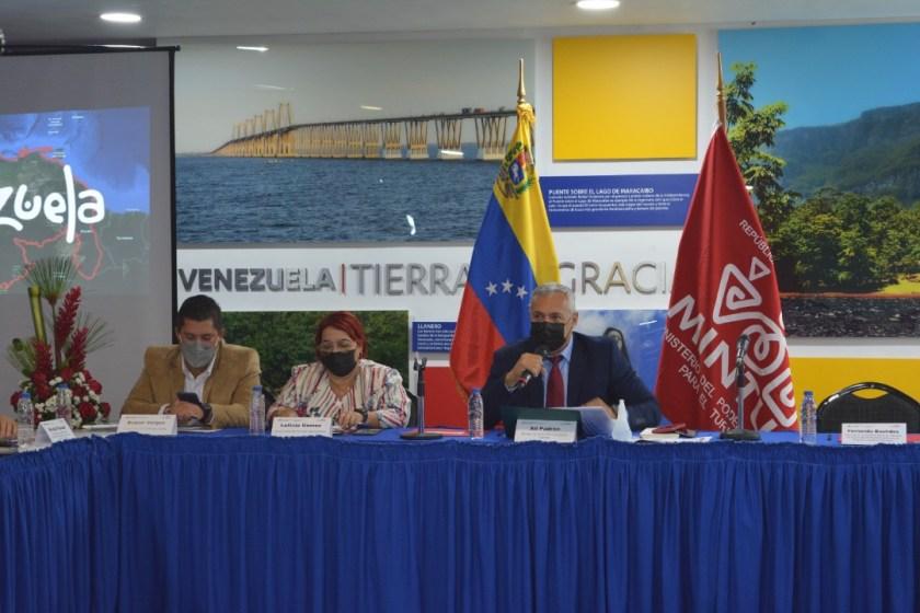 gremios del turismo nacional contribuyen con la ley organica sobre zonas economicas especiales laverdaddemonagas.com ministro de turismo