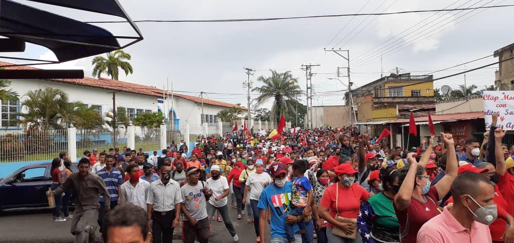juventud representa vanguardia de la revolucion en punceres laverdaddemonagas.com santaella2