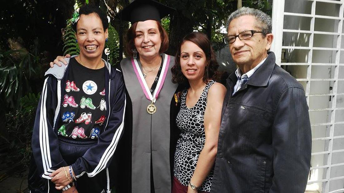laverdaddemonagas.com maria gabriela y su familia