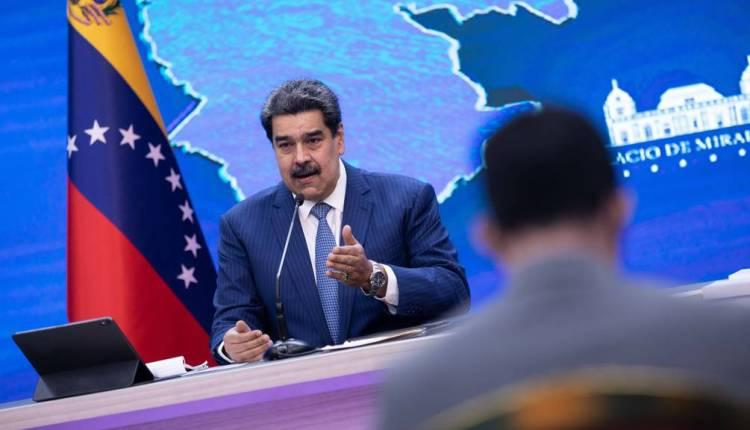 Presidente Nicolás Maduro llevó a cabo cambios en sus gabinete ministerial