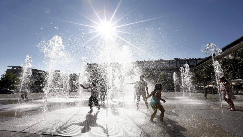 Quince comunidades en España en alerta por altas temperaturas