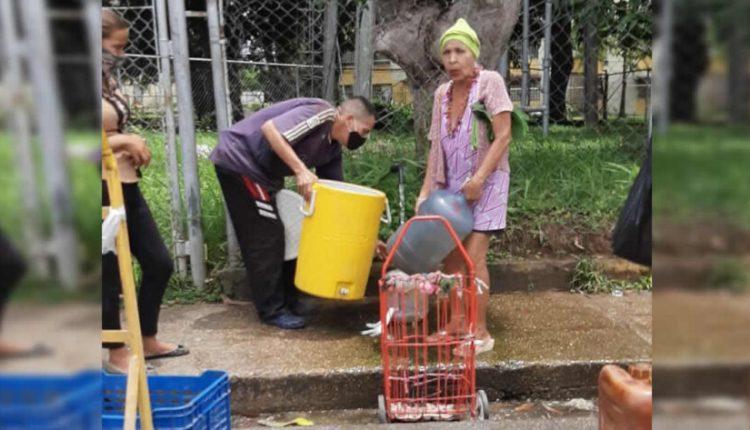 La falla de agua lleva más de 10 años.