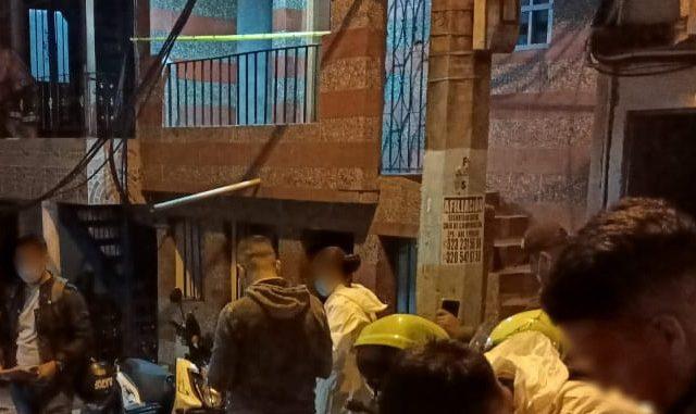 acribillaron a pareja de venezolanos en medellin laverdaddemonagas.com homicidio