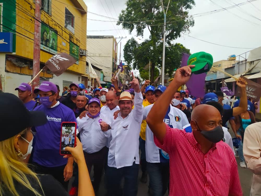 alianza democratica marcho y tomo la calle infante de maturin laverdaddemonagas.com marcha33