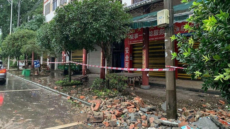 catastrofe terremoto en china de magnitud 6 deja tres personas fallecidas laverdaddemonagas.com china 2