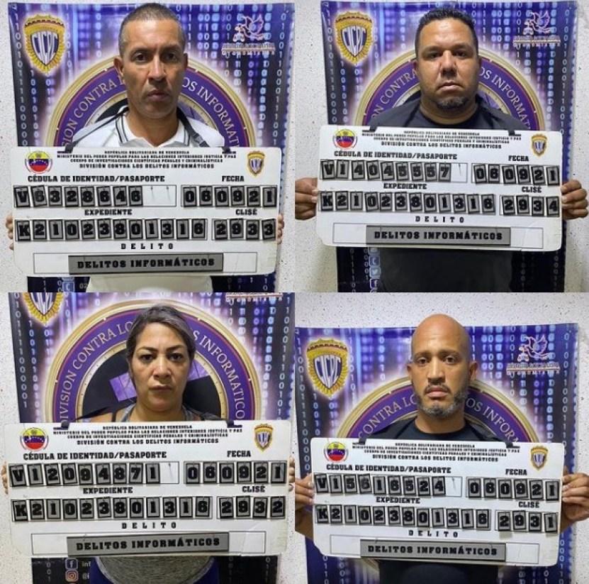 cuatro detenidos por falsificar documentos del saime y el intt laverdaddemonagas.com sin tituloddddssssssswsw