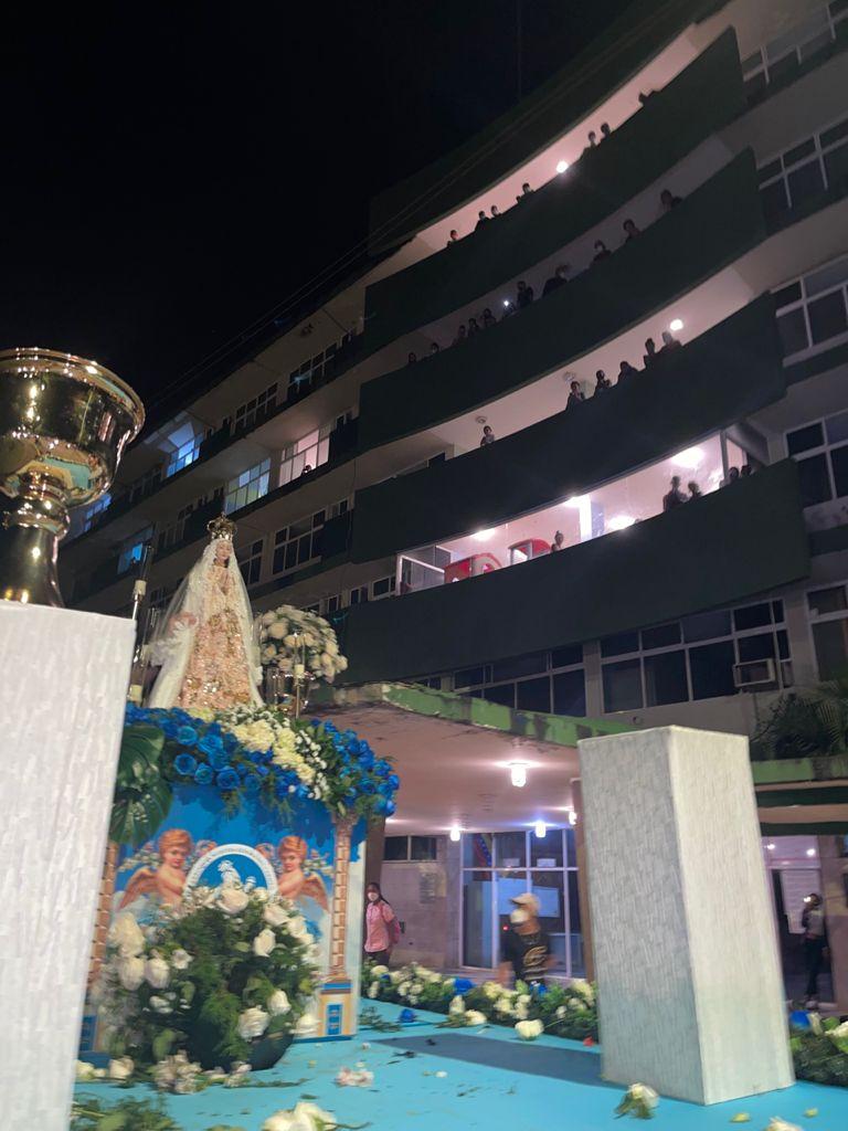 devocion a vallita presente a su paso por calles de maturin laverdaddemonagas.com va10