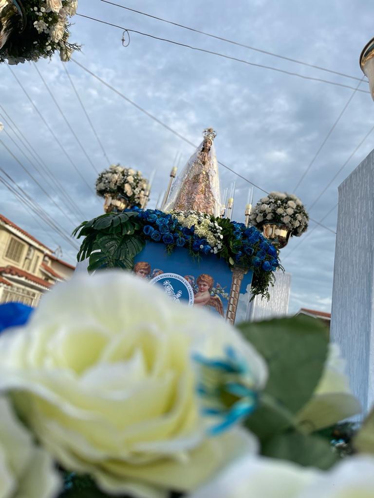 devocion a vallita presente a su paso por calles de maturin laverdaddemonagas.com va2
