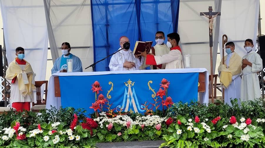 feligresia monaguense clama a vallita por la paz y el reencuentro laverdaddemonagas.com perez lavado