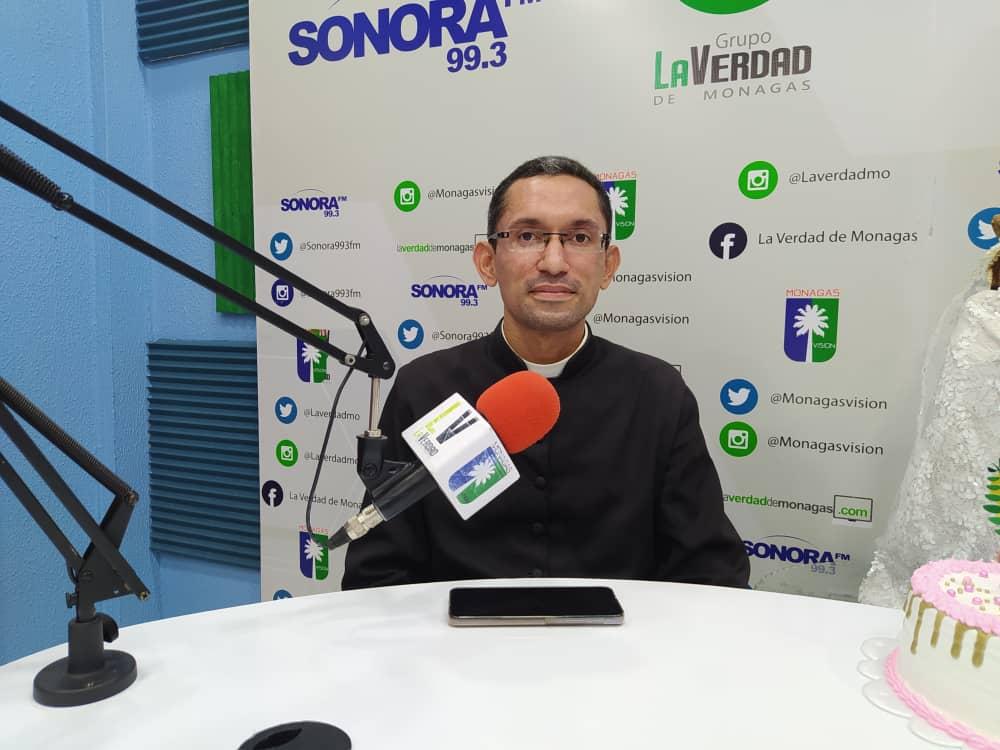 laverdaddemonagas.com padre josue