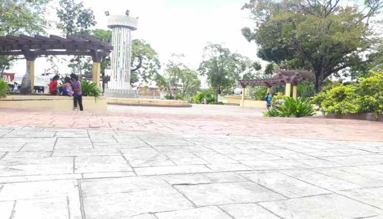 Plaza El Estudiante