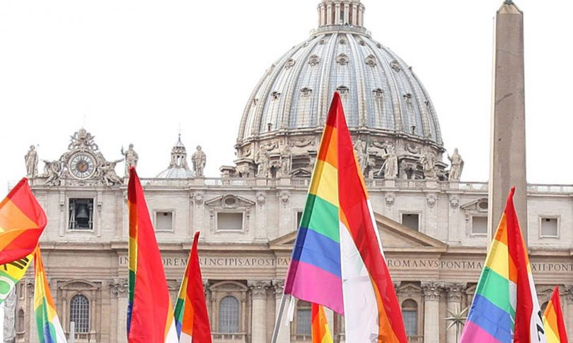 papa francisco diversidad sexual