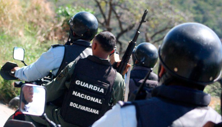 Siete muertos en operativo realizado en Aragua