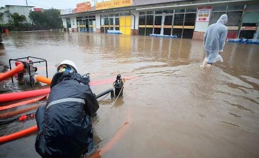 tifon chanthu deja bajo agua las calles de la isla de corea del sur laverdaddemonagas.com unnamed