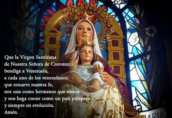 venezuela celebra el dia de su excelsa patrona la virgen de coromoto laverdaddemonagas.com nuestra senora virgen de coromoto