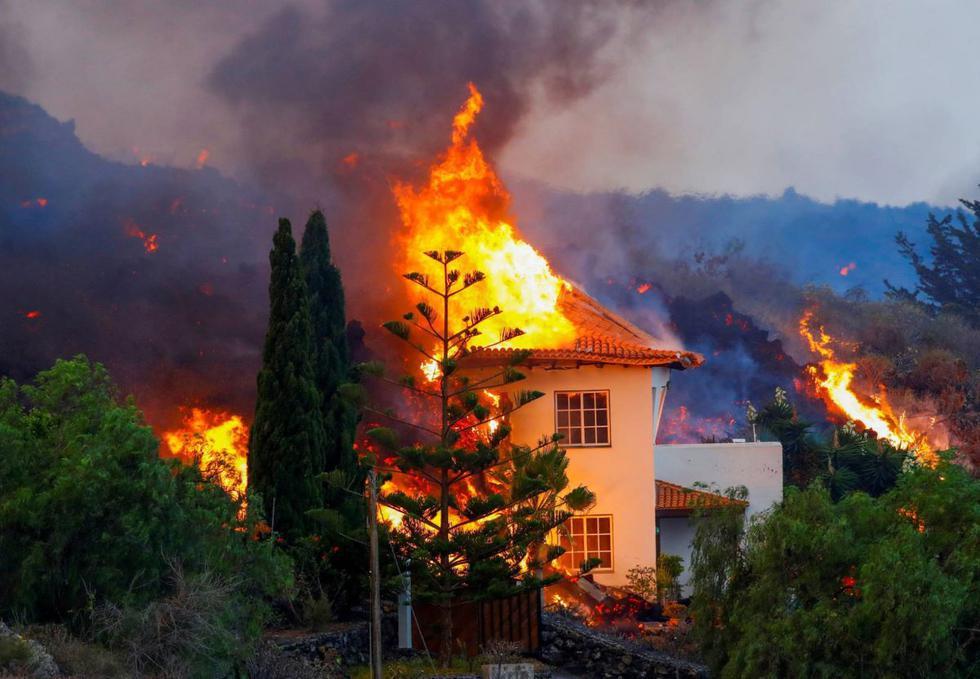 volcan en canarias se traga un centenar de casas y obliga a masiva evacuacion laverdaddemonagas.com i2jm2ofgzrdk7a3aby63d72lui