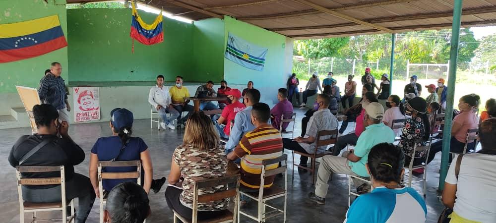 daniel monteverde supervisa servicios medicos en cedeno laverdaddemonagas.com daniel 4