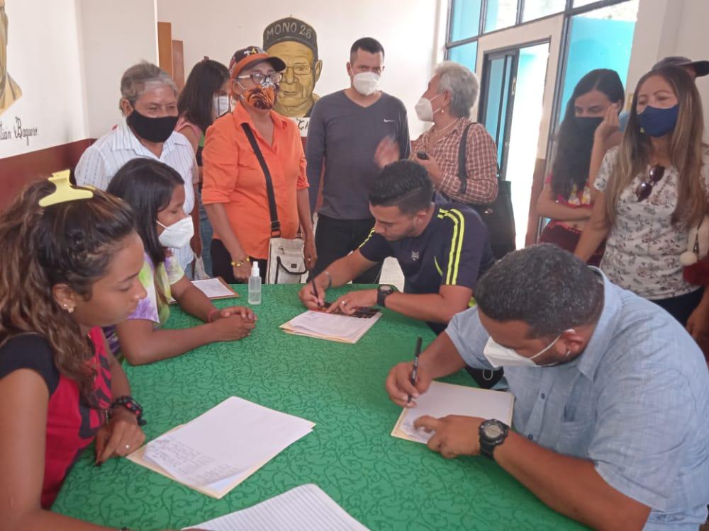 monteverde impulsa propuesta para declarar el baile del mono como patrimonio cultural del pais laverdaddemonagas.com monteverde 222